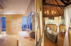 Lace & Tea > {home inspiration}, gorgeous, gorgeous bathrooms…