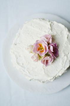 chesnut layer cake | forkandflower