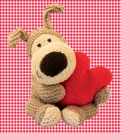 Boofle is the cutest cuddly toy dog in Boofle Land