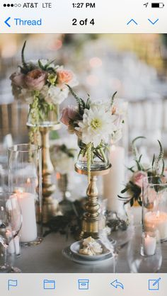 Romantic wedding by Bella Blooms photography by Rachel and Rico Castillero