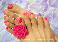 ~~~Fashion and Art Trend: Nail Art Fashion~~~
