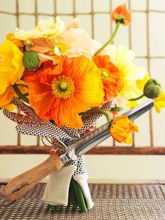 Gardening Flower Arrangement