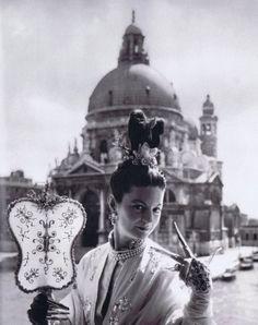 Peggy Guggenheim.