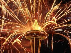New Year's Eve at the Needle