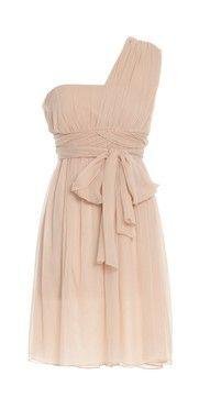 Bridesmaid dress. Pretty.