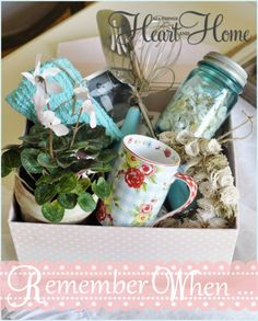 The Best Mother's Day Gift I Ever Gave » All Things Heart and Home