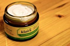 Check out Liz's review of Klair's Rich Moist Soothing Cream. It smells nice and applies flawlessly. http://www.asiancemagazine.com/2014/01/20/a-jar-of-creamy-korea