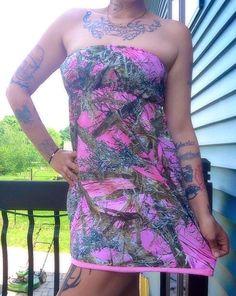 pink camo, camo3 country3, camo cloth, girl dress, countri girl