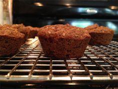 Whole Wheat Date Muffins