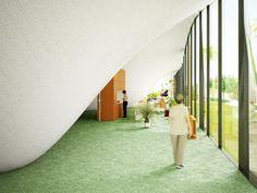 NL Architects - Pool House