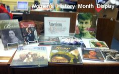 Women's History Month ~ so tomorrow