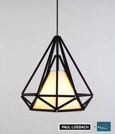 modern pendant light.