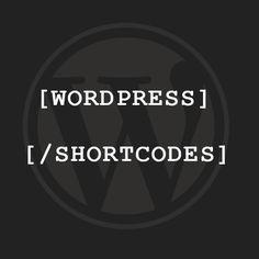 How to enable Shortcodes in WordPress Widget Area