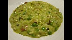 Risotto is a common dish throughout Italy, but in Venice, the Risi e Bisi is well known because of one prized ingredient: Peas.  Paired with ham and risotto broth, this dish is rich in flavors of the region.