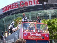 Dodgers Blue Heaven: What a Mighty Fine Day for a Kings Parade blue heaven