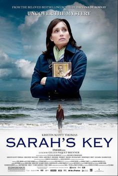 Sarah's Key - don't pin dvds of books often, but this was almost as good as the book, and it made me cry!