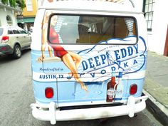Deep Eddy Vodka in New Orleans during Tales!