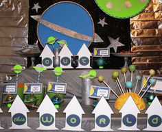 Outer Space Birthday Party Ideas . Birthday Party . PBS Parents | PBS