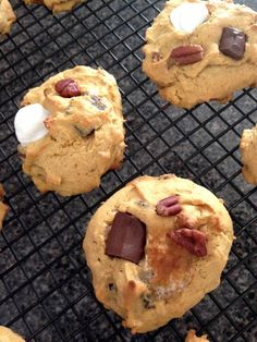 Southern S'mores Cookies & Camp Monkey Adventures. #cookies #family #fun #indoorcamping