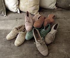 Rafia Chic Shoes