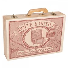 Moulin Roty Toolbox for Boys or Girls