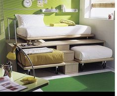 Small Spaces Guest Room For The Home Pinterest