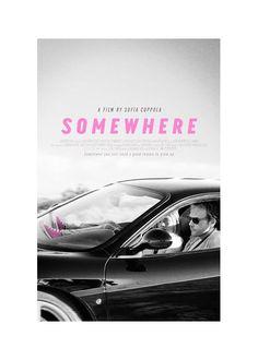 Somewhere Film Poster