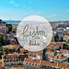 Hugo and Mathilda - behind the scenes: Lisbon with kids kid sundaytravel