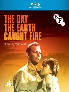 The Day the Earth Caught Fire - Blu-Ray (BFI Region B) Release Date: November 19, 2014 (Amazon U.K.)