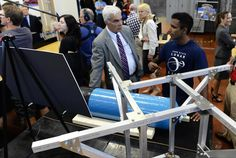 9/4/14 --  Lunar Lion X Prize Team officially opened its new headquarters this week, bringing together the work of everyone who will put Penn State on the moon. http://bit.ly/1nAo6eb