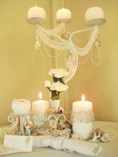 - Make a fancy candelabra centerpiece for under a fiver | Offbeat Bride
