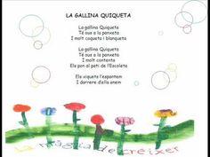 Escoleta El Trenet - La gallina Quiqueta