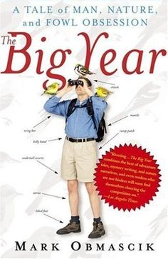 The real-life people followed in this book offer a fun and enlightening window into the world of competitive birding.  The personalities, places, and stories make this a ripping read.  How many birds have you identified in a year? -Ken Johnson, Coordinator of Learning and Research Services