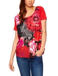 Desigual TS Bailén Printed Women's T-Shirt