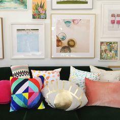 Oh Joy Studio pillows