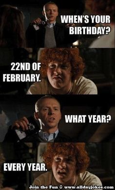 This is my favorite line from that scene!! (Hot Fuzz)