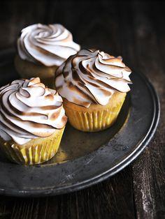 Lemon Meringue Cupcakes | Life Is Great