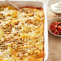 What do tortillas, jalapenos and pumpkin have in common? This must-have casserole: http://www.bhg.com/thanksgiving/recipes/savory-pumpkin-recipes/?socsrc=bhgpin101214pumpkintortillacasserolewithchicken&page=6