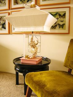 Moss lamp. By bukas, via Flickr.