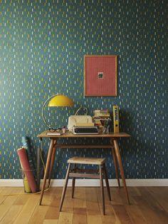 Wallpaper by Sanderson