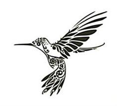 Possible hummingbird tattoo