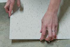 Weekend Project: DIY Tile Flooring So Super Easy With Grammar School Tiles!