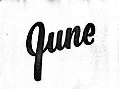 June by Bob Ewing