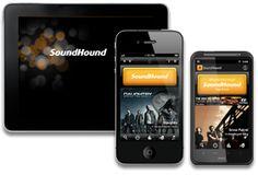 SoundHound: neem 10 seconden muziek op, en je krijgt automatisch titel en artiest te zien.