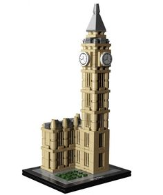 LEGO Architecture – Big Ben