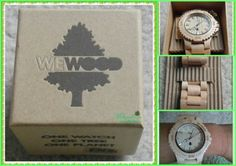 WeWood Wooden Watches – One watch, one tree advocacy