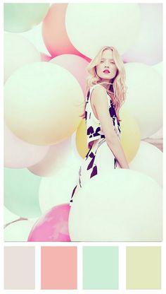 balloons & colours