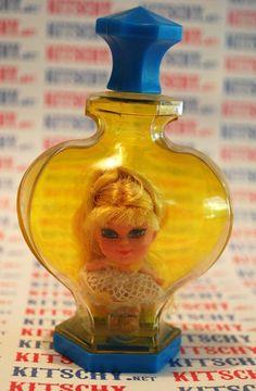 Liddle Kiddle dolls. my grandma always had one for me.