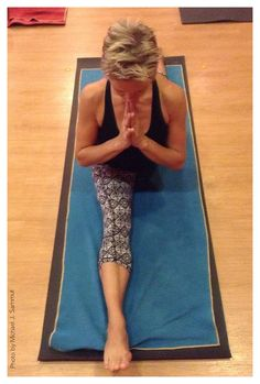 """""""No effort on this path (yoga) is ever wasted. No gain is ever reversed. Even a small amount of this practice will shelter you from great sorrow."""" ~The Bhagavad Gita (Stephen Mitchell translation) via Mara Healey  http://www.marayogini.com/ #Yoga"""
