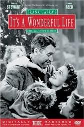 It's A Wonderful Life...best movie ever.  Makes me cry every time.